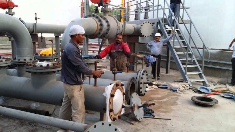 pipeline flushing 2