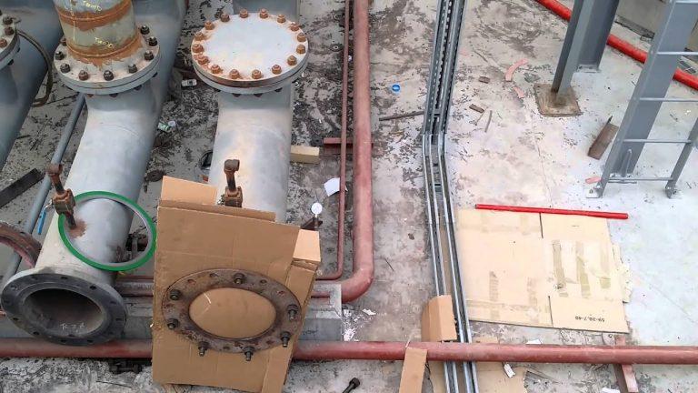 pipeline flushing 3